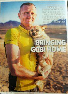 Bringing Gobi Home